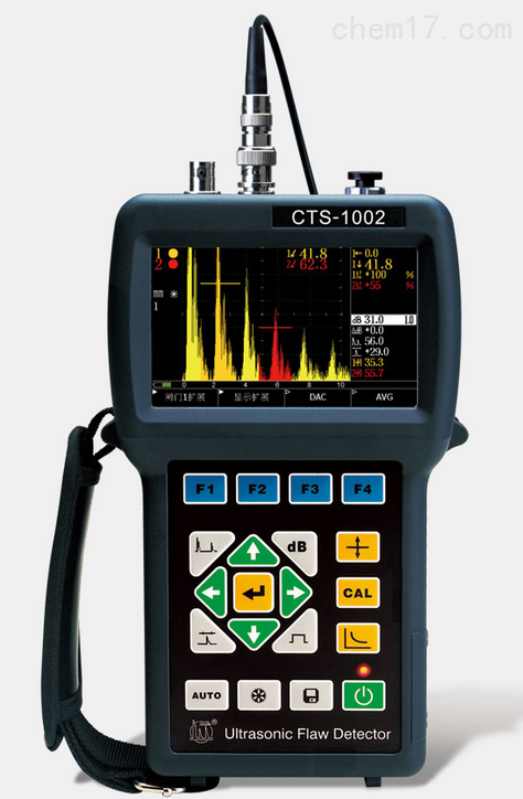 CTS-1002超声波探伤仪