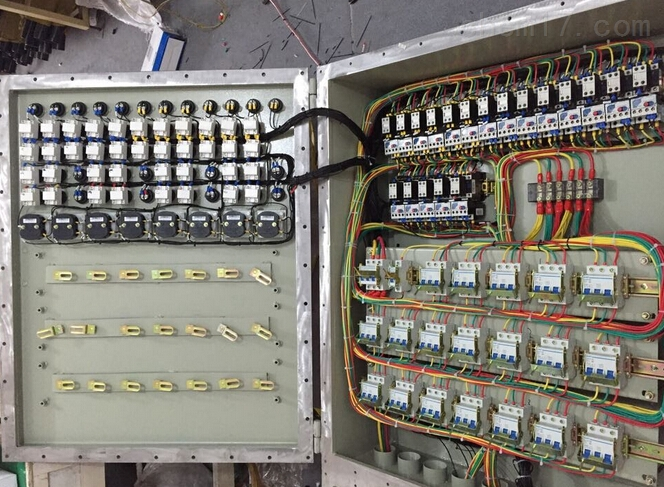 供应广西BXM防爆动力(电磁)配电箱 防爆配电箱厂家 防爆动力箱