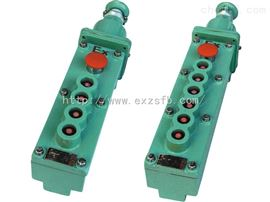 LA5817-6K防爆电动葫芦按钮电动方向按钮开关起重配套葫芦按钮LA5817-6K