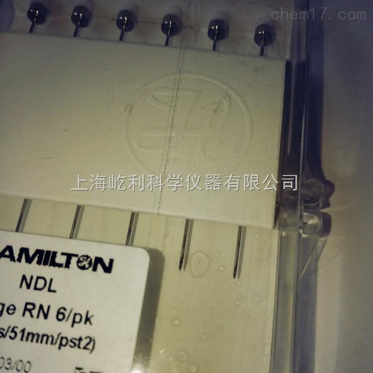 哈美頓Hamilton 7779-03進樣針標準RN針頭