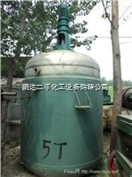 上海二手电加热反应釜