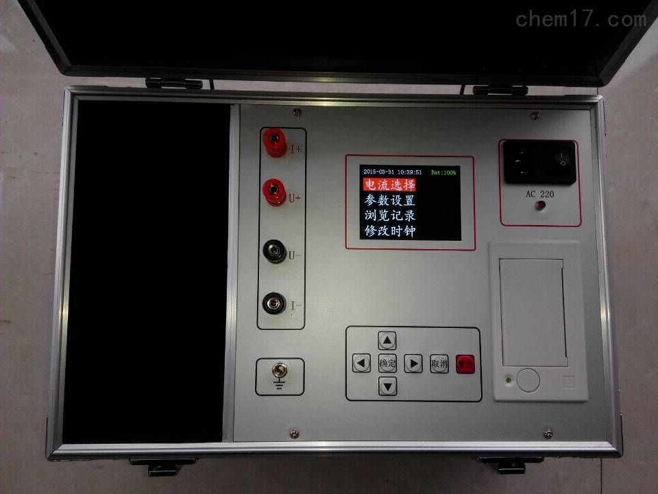 10a 变压器感性负载直流电阻测试仪