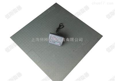 外接电脑电子地磅秤厂家 地蹦秤带RS232接口