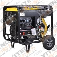 发电电焊一体两用机YT6800EW