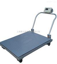 海南手推移动式电子地磅秤/3吨电子地磅秤价格