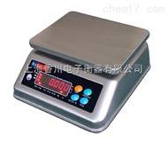 吉林供应防水电子桌称/30公斤不锈钢移动平台秤