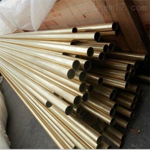 深圳70-1冷凝器黄铜管,船舶用Hsn70-1A铜管