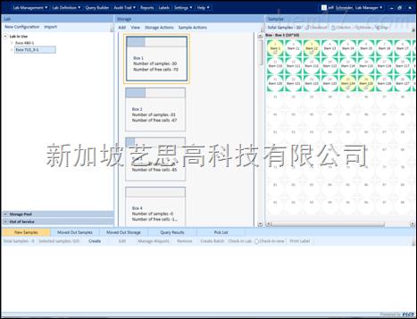 SampleTracker 样品管理系统