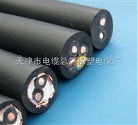 JHSJHS-1*120防水橡套电缆含税价格 载流量