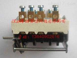 EGO波段开关 电炉档位开关 250V/32A 43.27232.000