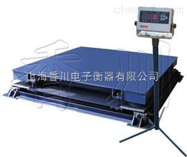 1.5*3米缓冲地磅秤、3吨缓冲秤价格