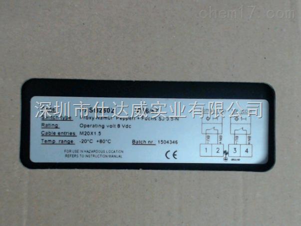 OMAL FXSB2602P+F SJ 3,5 N KSSB26021 接近感应器