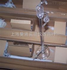 上海曼贤实验仪器玻璃仪器玻璃全自动滴定管(A级)。