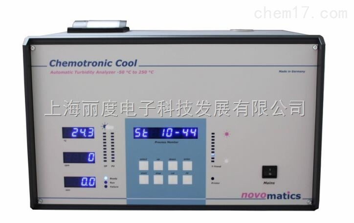 NOVOMATICS CHEMOTRONIC COOL-自动浊度分析仪