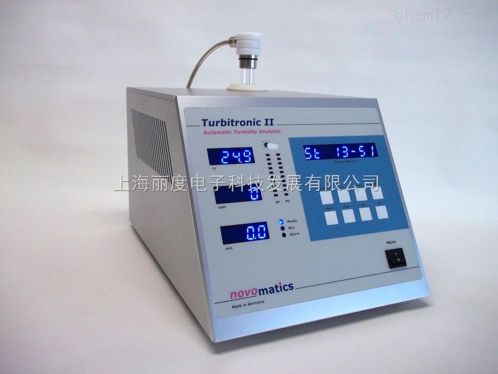 NOVOMATICS TURBITRONIC-浊度分析仪
