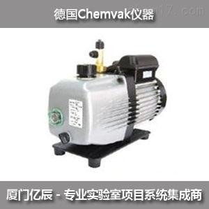 WH-12SN德国chemvak旋片式油封真空泵WH-12SN真空蒸馏专用 福建一级代理