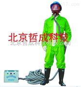 送風式長管呼吸器、救援用長管送風呼吸器