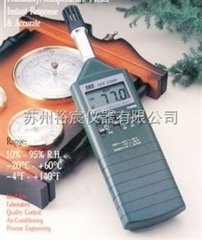TES-1360A手持式温湿度计