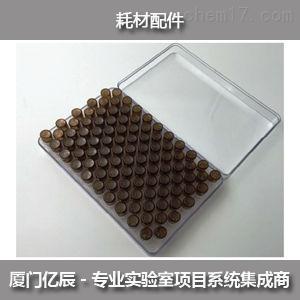 CN000176美国PE一级代理2 mL螺纹盖透明色谱瓶CN000176