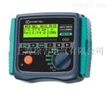沈阳特价供应4106型接地电阻测试仪(可测土壤电阻率)