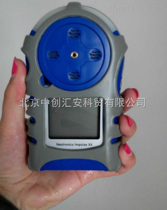 霍尼韋爾X4氣體檢測儀