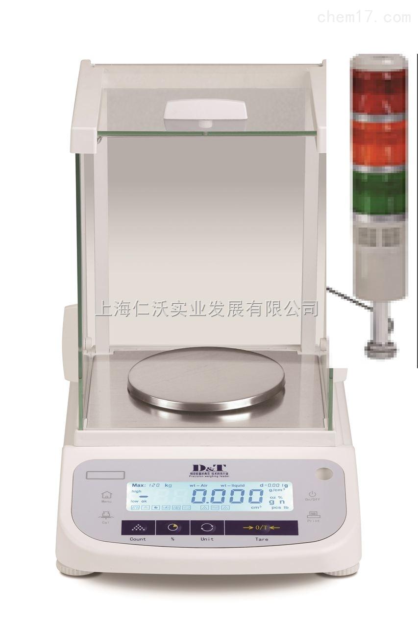 D&T德安特天平ES320外接打印机天平 德安特Z大量程320g/ES320精度0.001g