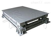 DCS-XC缓冲地磅秤厂家直销,3吨缓冲地磅秤 双层地磅秤
