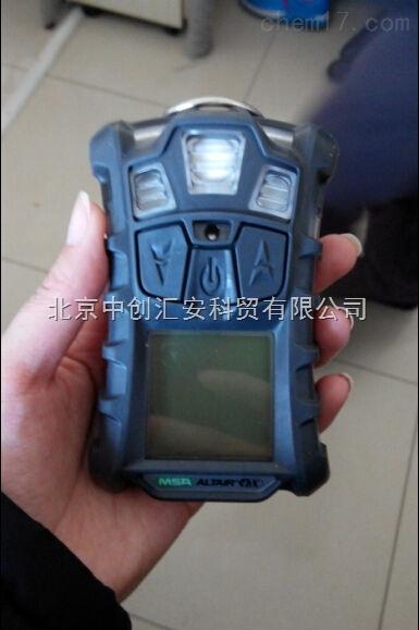 梅思安四合一氣體檢測儀