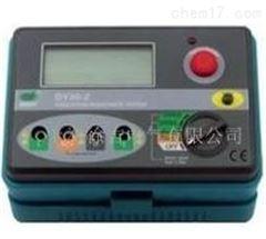 上海特价供应DY30-2(2500V)数字式绝缘电阻测试仪