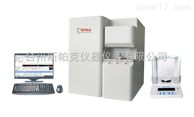 SPKON-300氧氮分析仪采用惰性气体保护的脉冲电极炉熔融分解样品,红外吸收法测氧,热导法测氮,可在一台仪器上测定氧、氮元素的含量。 SPKON-300氧氮分析仪配置功率8.0KW的惰性气体保护脉冲电极炉,炉温最高可达3000以上,脉冲电极炉采用程序控制升温,可选择功率控制或电流控制加热控制方式,实现样品的最佳熔融分解,同时根据分析元素来决定采用惰性气体氦气作为载气,将诸如黑色金属、有色金属、陶瓷材料、超导材料、半导体材料等各种金属非金属材料的样品进行高温热分解,样品中的氧与石墨坩埚中的碳反应生成一氧化