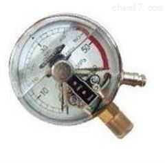 西安特价供应LDX-JH-YXC—100NB不锈钢耐震电接点压力表