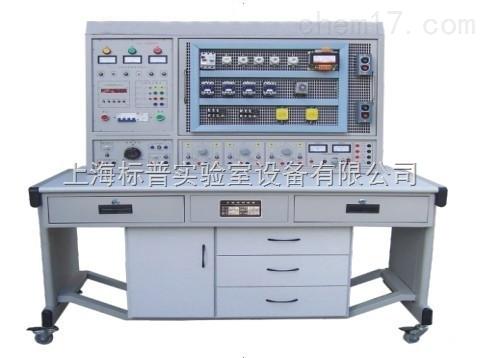 网孔型电力拖动(工厂电气控制)技能及工艺实训考核装置 电工电子技术实训设备