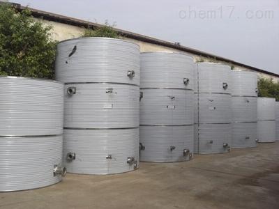 yx-不锈钢圆形保温水箱-杭州慧泉机电设备有限公司