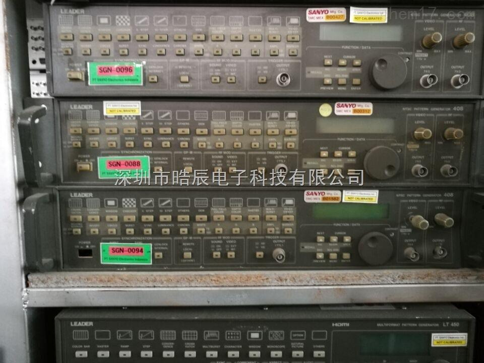 利达408 视频信号发生器