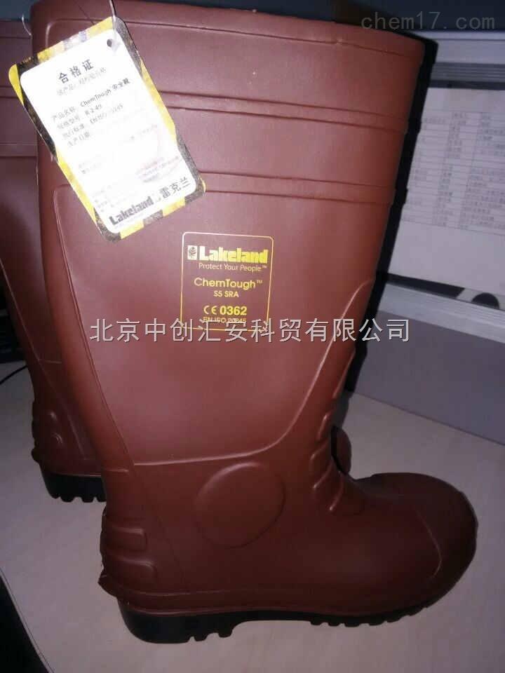 天津批發雷克蘭酸堿防護靴R-2-49
