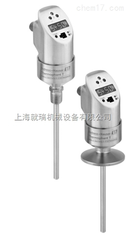 E+H温度测量仪,E+H温度传感器