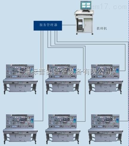 网络化智能型维修电工和技能培训考核装置|维修电工技能实训考核装置