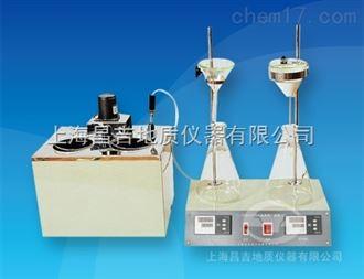 SYD -511B石油产品和添加剂机械杂质试验器
