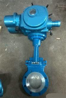 PZ973H-16C调节型电动刀闸阀