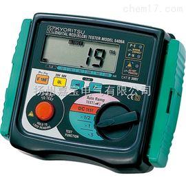 共立MODEL 5406A共立MODEL 5406A 漏电开关测试仪