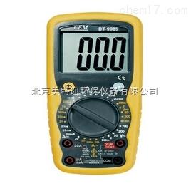 DT-9905/9908/9909高精确度数字万用表