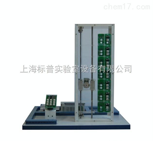 组合电梯模型实验实训装置|透明仿真电梯教学模型