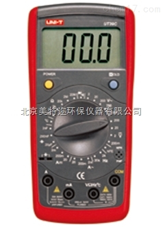 UT39C数字万用表 UT39E数字万用表