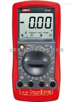 UT105手持式汽车多用表  UT106万用表价格 UT107汽车多用表