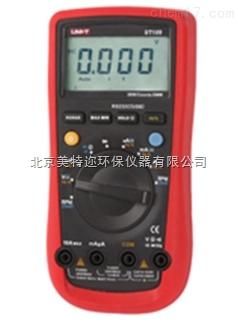 UT108手持式汽车多用表 UT109手持式汽车数字多用表