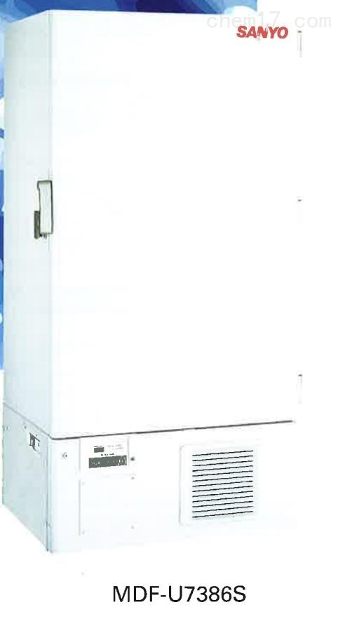 三洋-86℃ 668L超低温冰箱