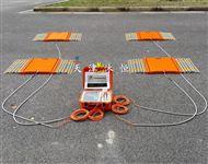 小轿车整车轮荷轴荷测量系统