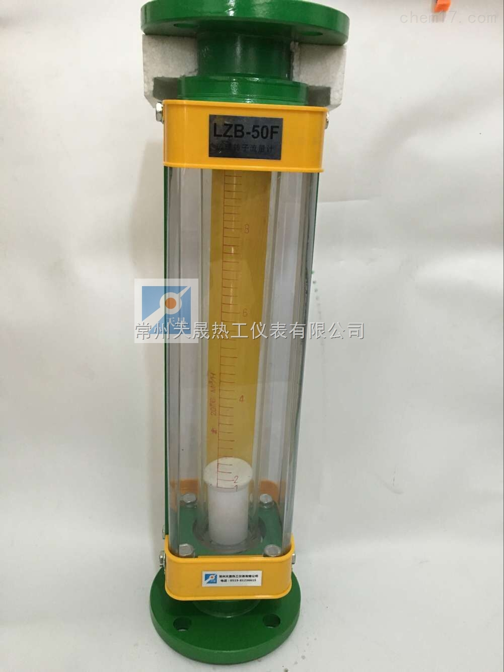 销售LZB-25F玻璃转子流量计 40-400L/H