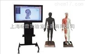 42寸多媒体人体针灸穴位交互数字平台|中医专科训练模型