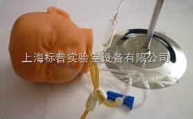 高级硅胶婴儿头部静脉穿刺训练示教模型|护理专业技能训练模型